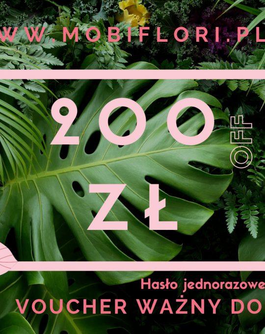 voucher 200zł